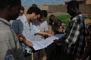 Il coinvolgimento della popolazione locale nella realizzazione dei nostri progetti è alla base della loro riuscita